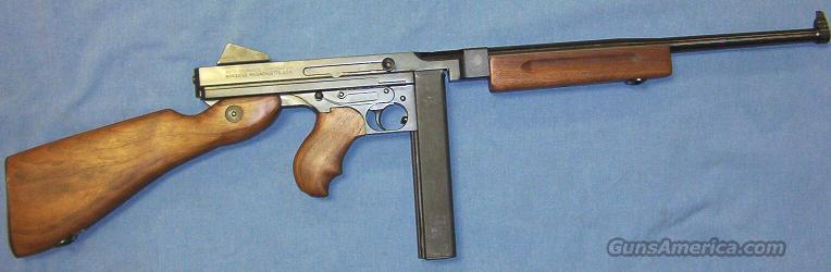 Auto-Ordnance (KAHR) Thompson M-1 Semi-Automatic Rifle 45 ACP  Guns > Rifles > Thompson Subguns/Semi-Auto