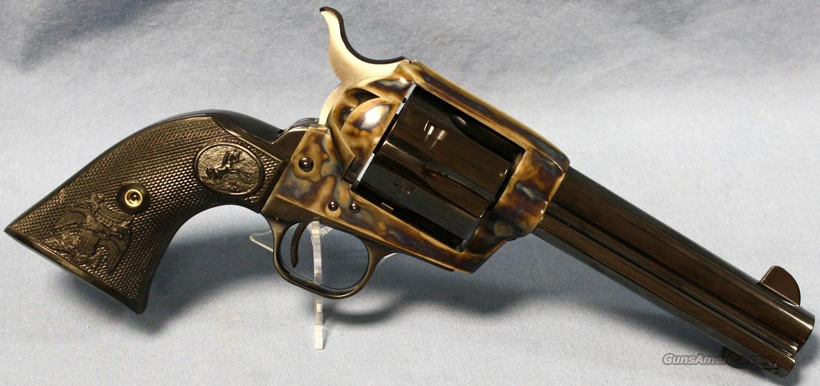 Colt Single Action Army Revolver .45 Colt Blackpowder-Style Frame  Guns > Pistols > Colt Single Action Revolvers - 3rd Gen.
