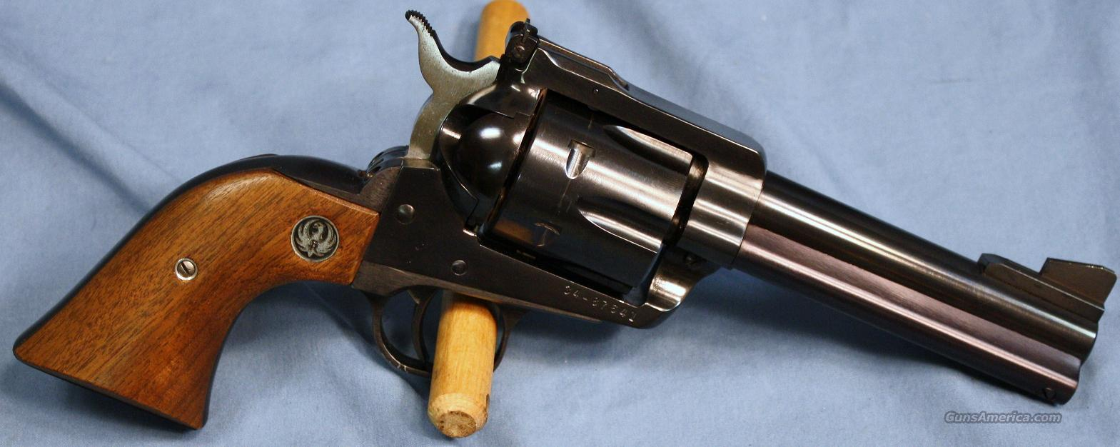 Ruger Blackhawk Single Action Revolver .357 Magnum Made in 1979  Guns > Pistols > Ruger Single Action Revolvers > Blackhawk Type