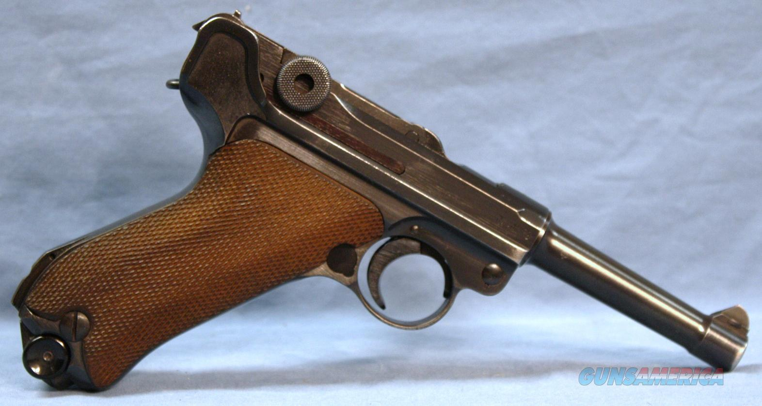 "Luger WWII 1942 German Army ""BYF"" with 1942 date in 9mm Luger  Guns > Pistols > Luger Pistols"