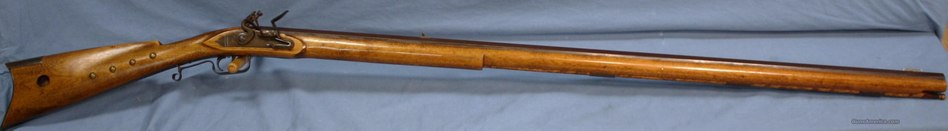 Dixie Tennessee Mountain Flintlock Rifle 50 Caliber  Guns > Rifles > Muzzleloading Replica Rifles (flint)
