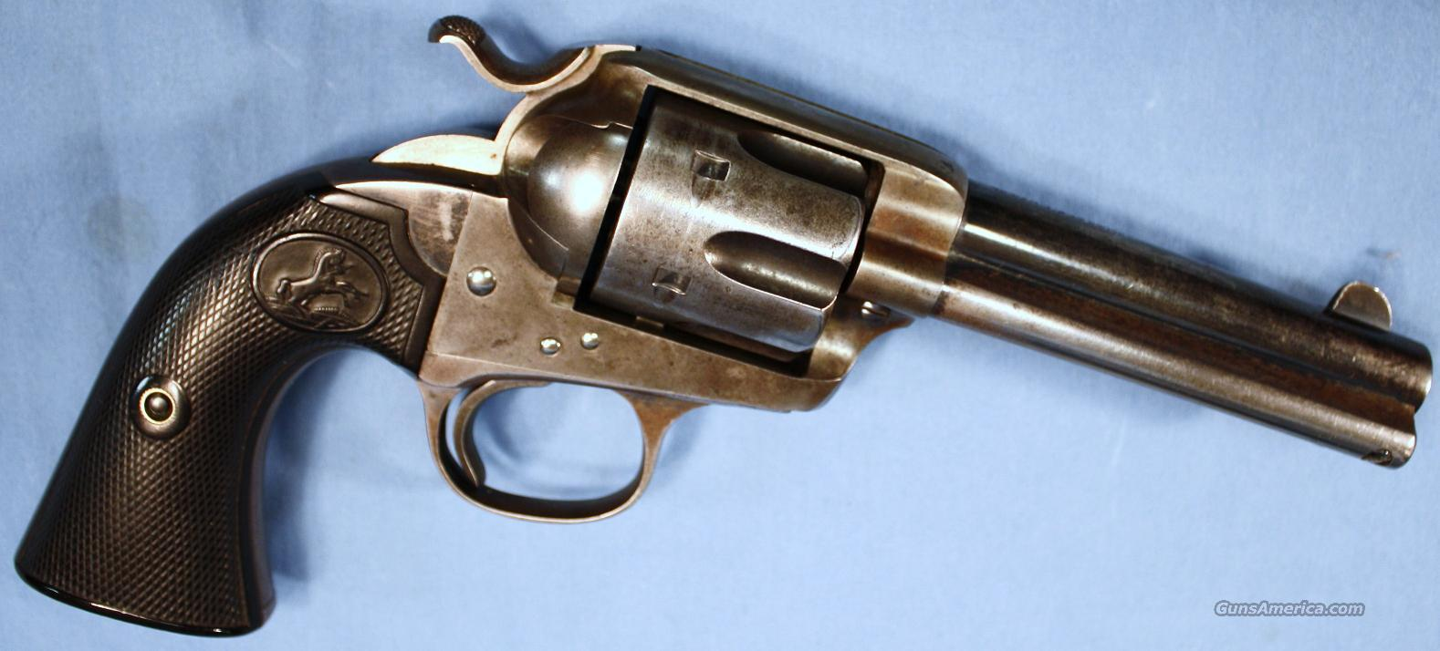 Colt Bisley Model Single Action Army Revolver 38-40  Guns > Pistols > Colt Single Action Revolvers - 1st Gen.
