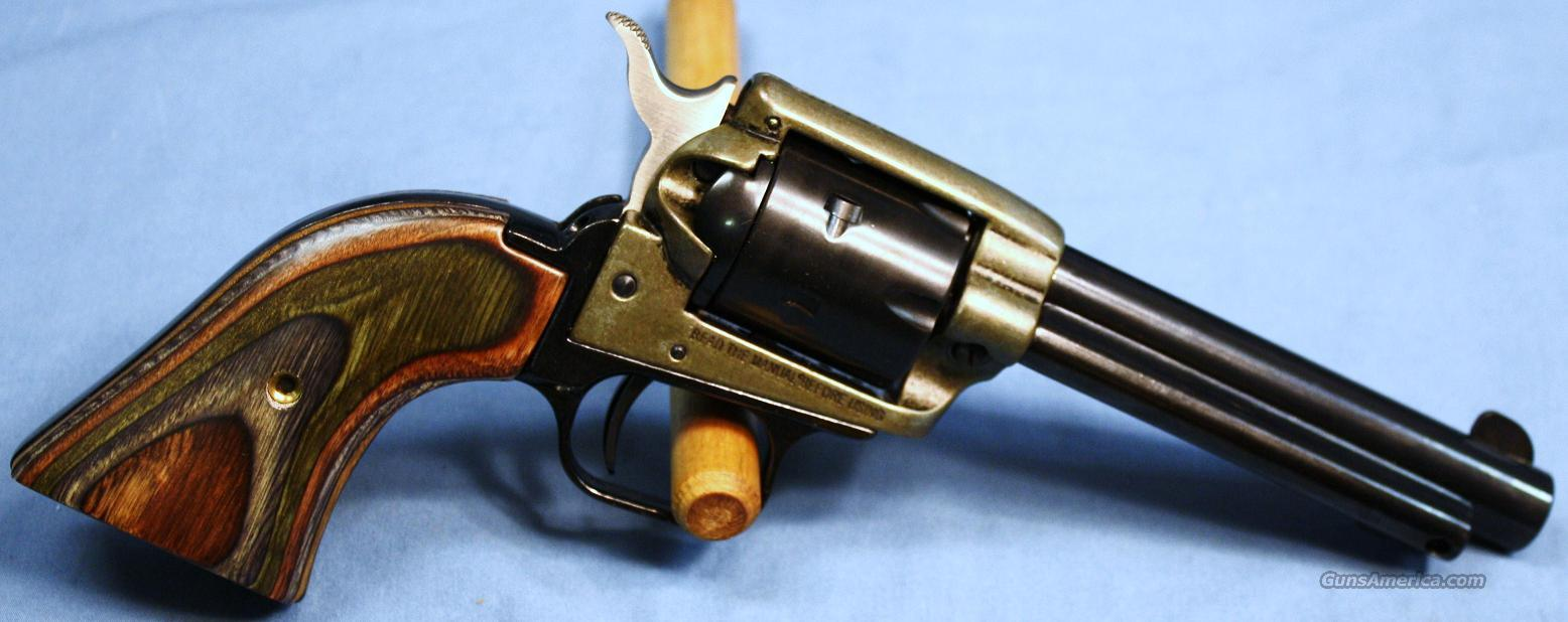 Heritage Rough Rider Single Action Revolver .22 Combo  Guns > Pistols > H Misc Pistols