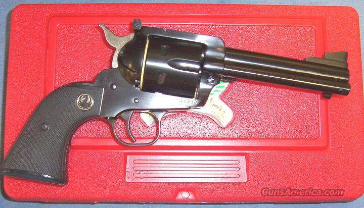Ruger Blackhawk 50th Anniversary 357 Magnum  Guns > Pistols > Ruger Single Action Revolvers > Blackhawk Type