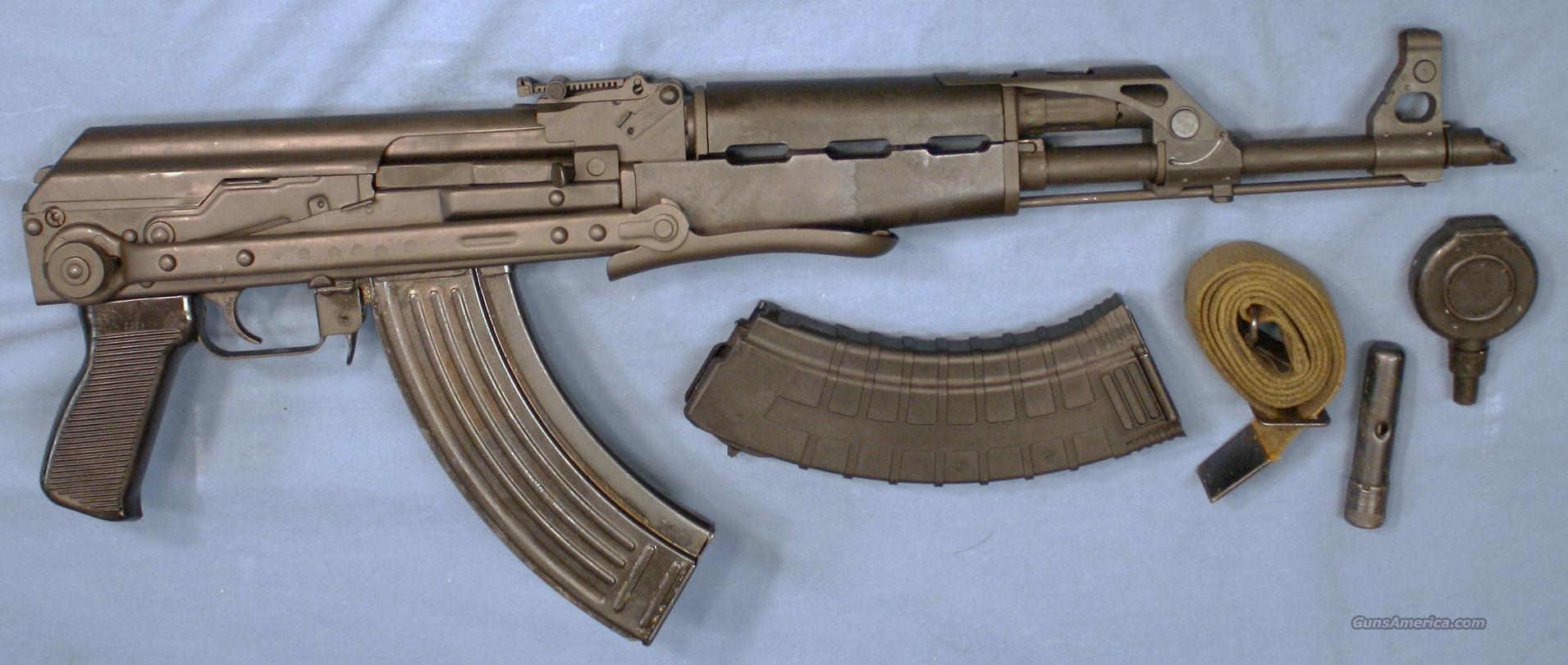 Century Arms Yugoslav M70AB2 AK-47 Underfolder Semi-Automatic Rifle 7.62x39mm  Guns > Rifles > Century International Arms - Rifles > Rifles