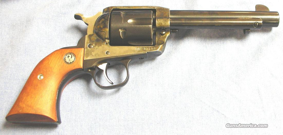 Ruger Custom Old Model Vaquero 45 Colt Single Action Revolver  Guns > Pistols > Ruger Single Action Revolvers > Cowboy Action