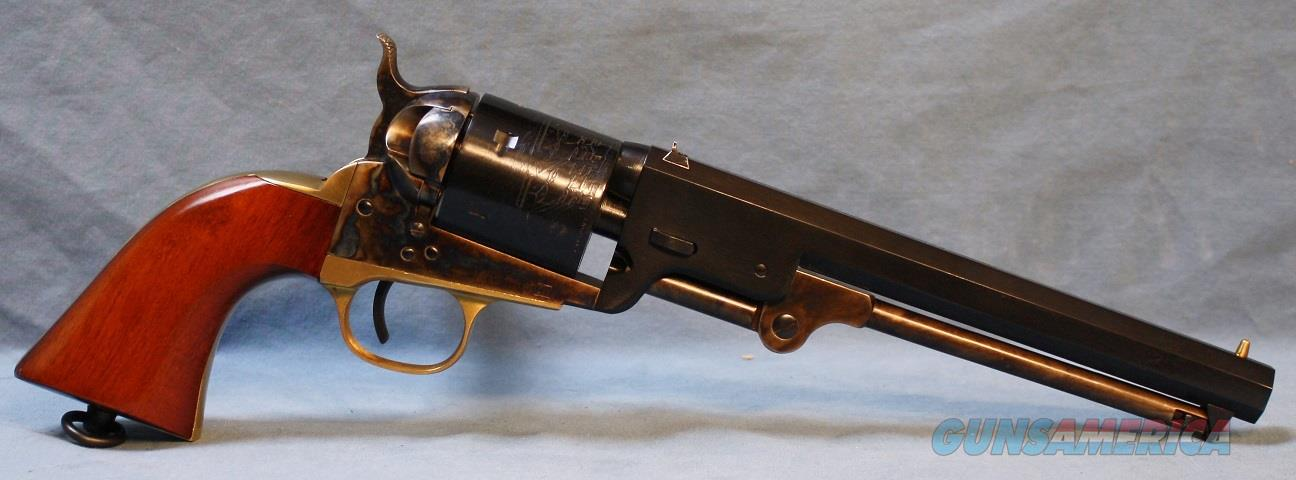"Cimarron Model 1851 ""Tuco"" Single Action Revolver, made by Uberti 38 Special Free Shipping!!  Guns > Pistols > Cimmaron Pistols"