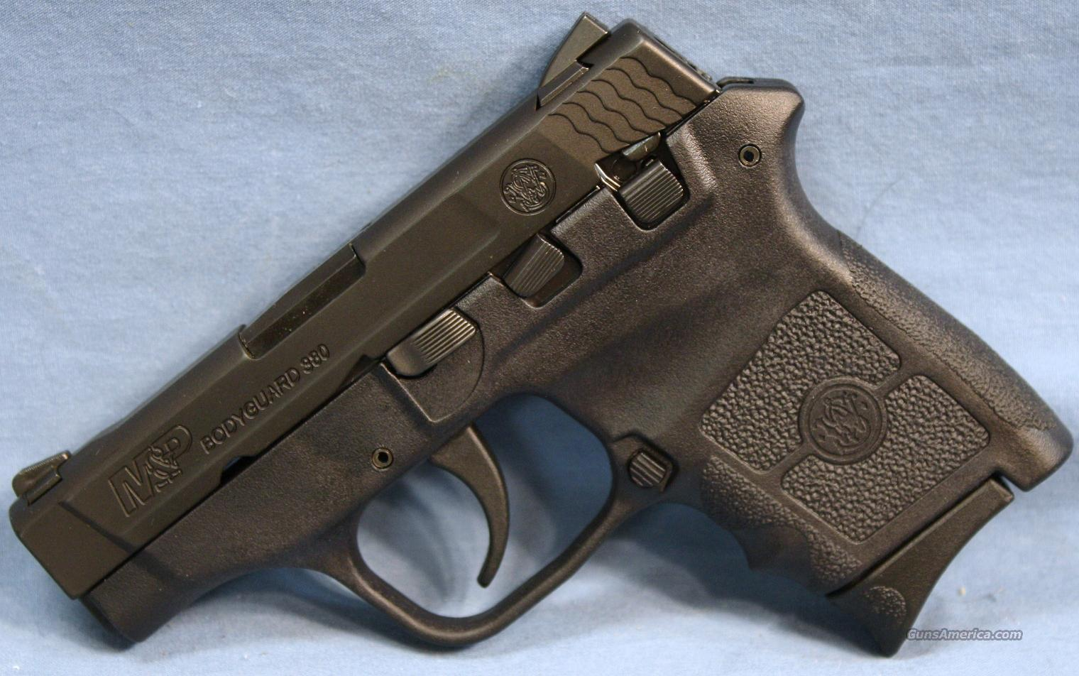 Smith & Wesson Bodyguard Semi-Automatic Pistol, .380 ACP   Guns > Pistols > Smith & Wesson Pistols - Autos > Polymer Frame