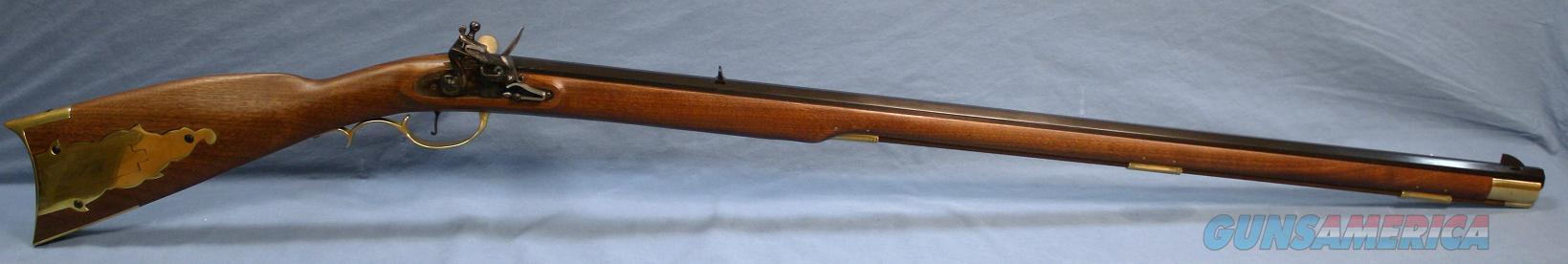Pedersoli Taylor's & Co. Kentucky Single Shot Flinlock Rifle 45 Caliber Free Shipping and No Credit Card Fees!   Guns > Rifles > Pedersoli Rifles > Flintlock