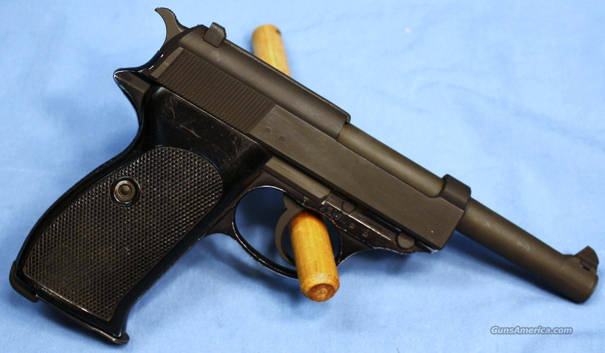 Walther P1 Semi-Automatic Pistol 9mm  Guns > Pistols > Walther Pistols > Post WWII > P38