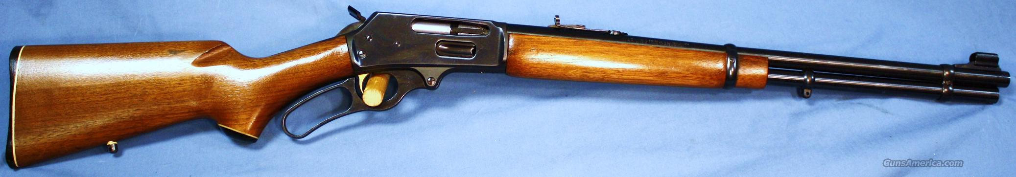 Marlin Model 336 Lever Action Rifle .30-30 Win Made 1981 in North Haven, CT.  Guns > Rifles > Marlin Rifles > Modern > Lever Action