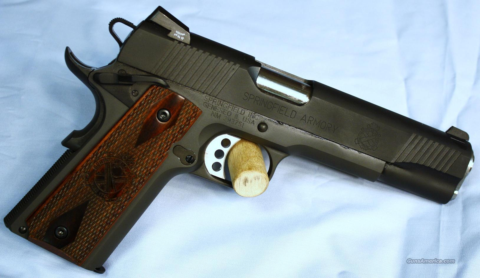 Springfield Armory 1911A1 LP Semi-Automatic Pistol .45 ACP with Gear  Guns > Pistols > Springfield Armory Pistols > 1911 Type