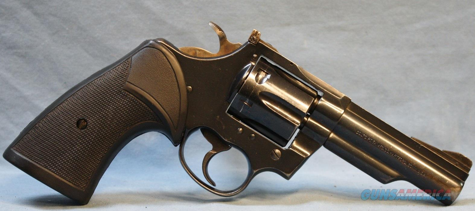 Colt Trooper MK III Double Action Revolver, made in 1974, 357 MAG Free Shipping!!  Guns > Pistols > Colt Double Action Revolvers- Modern
