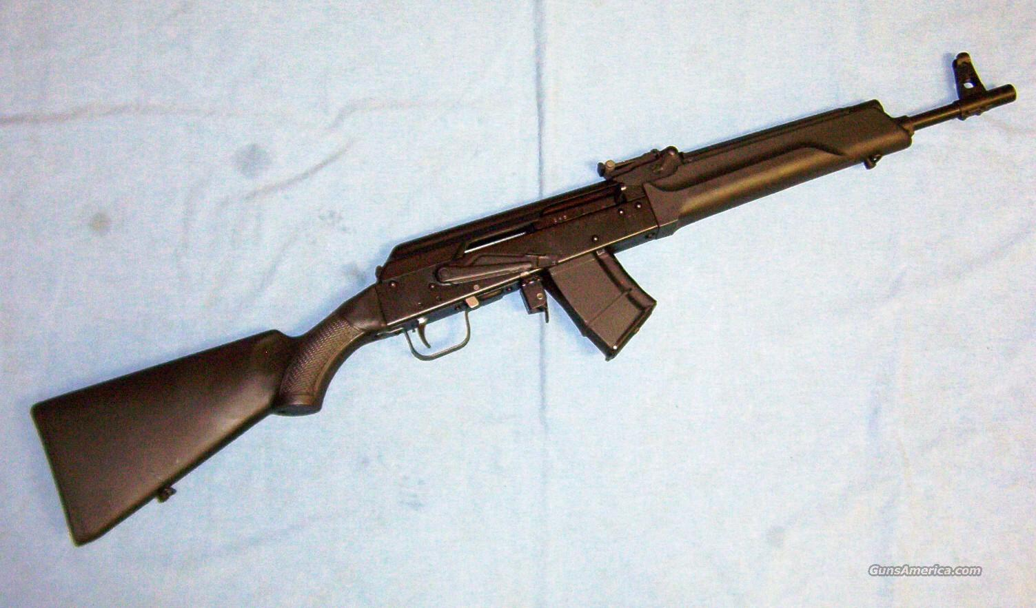 Saiga 7.62x39 Semi-Automatic Rifle  Guns > Rifles > Saiga Rifles