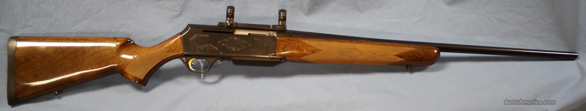 Browning BAR II Safari Semi-Auto Rifle 7mm Rem Magnum  Guns > Rifles > Browning Rifles > Semi Auto > Hunting