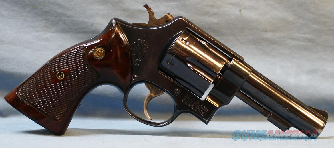 Smith & Wesson model 58 Double Action Revolver, made in 1972, .41 Mag Free Shipping!  Guns > Pistols > Smith & Wesson Revolvers > Full Frame Revolver
