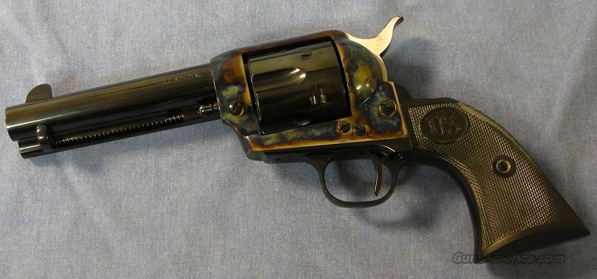 US Firearms 44 Special Single Action Revolver  Guns > Pistols > United States Patent Firearms Revolvers/Pistols