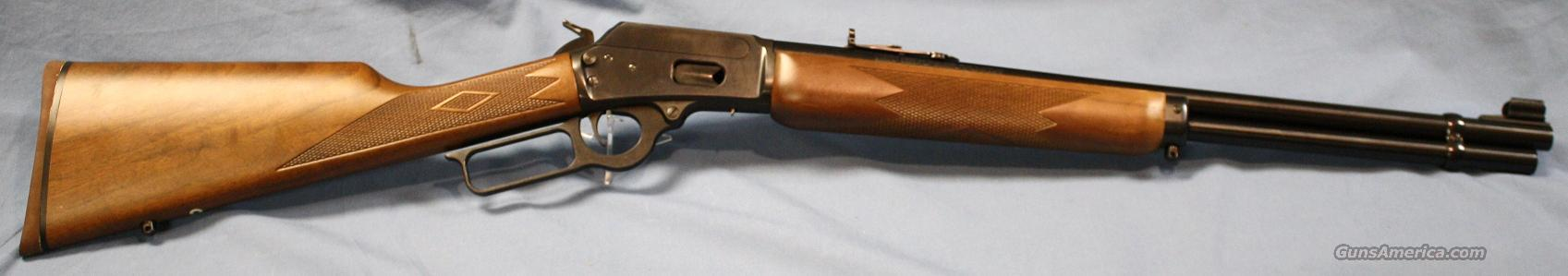 Marlin 1894 Lever Action Rifle Custom 44-40  Guns > Rifles > Marlin Rifles > Modern > Lever Action