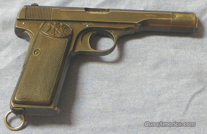 Browning 1922 Semi-Automatic Pistol .380  Guns > Pistols > Browning Pistols > Other Autos
