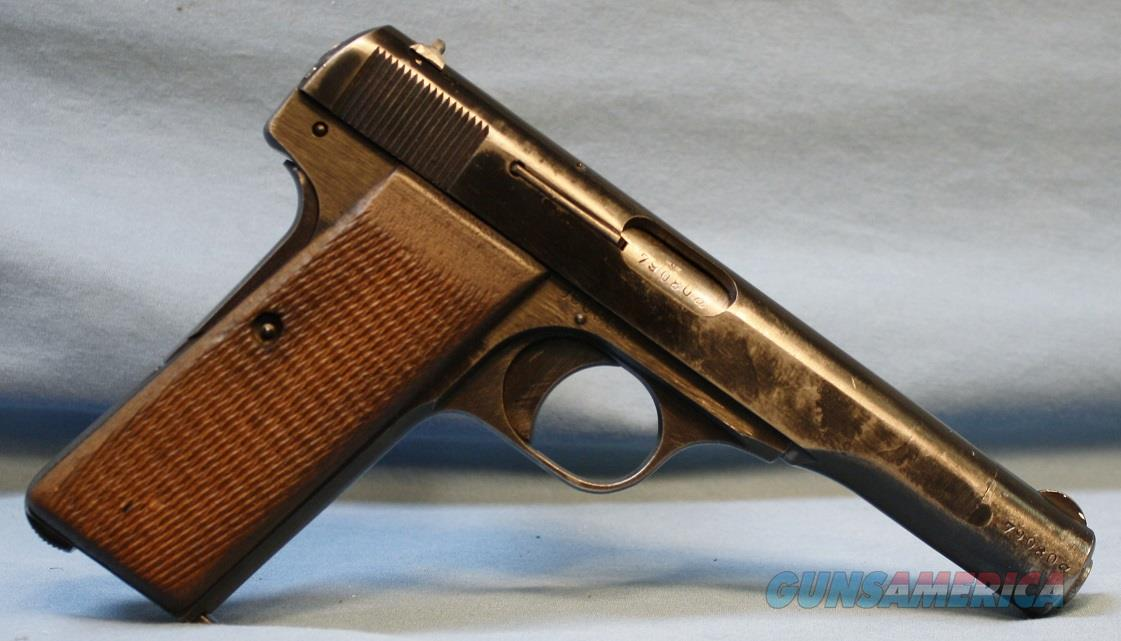 Fabrique Nationale (Browning) Model 1922 Semi-Automatic Pistol, 32 ACP   Guns > Pistols > FNH - Fabrique Nationale (FN) Pistols > Pre-War