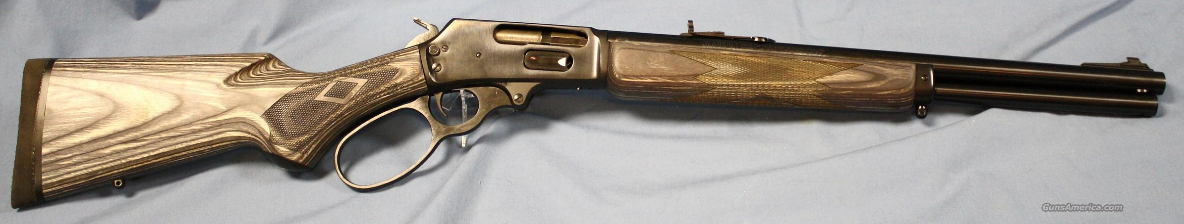 Marlin 1895ABL Big Loop Lever Action Rifle .45-70  Guns > Rifles > Marlin Rifles > Modern > Lever Action