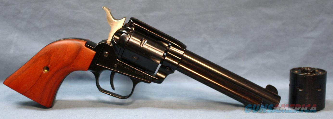 Heritage Rough Rider 22 Combo Single Action Revolver 22 LR & 22 Mag  Guns > Pistols > Heritage