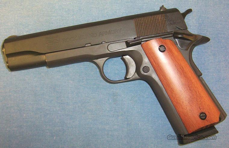 Rock Island (Armscor) 1911 45 ACP Semi-Automatic Pistol  Guns > Pistols > Armscor Pistols