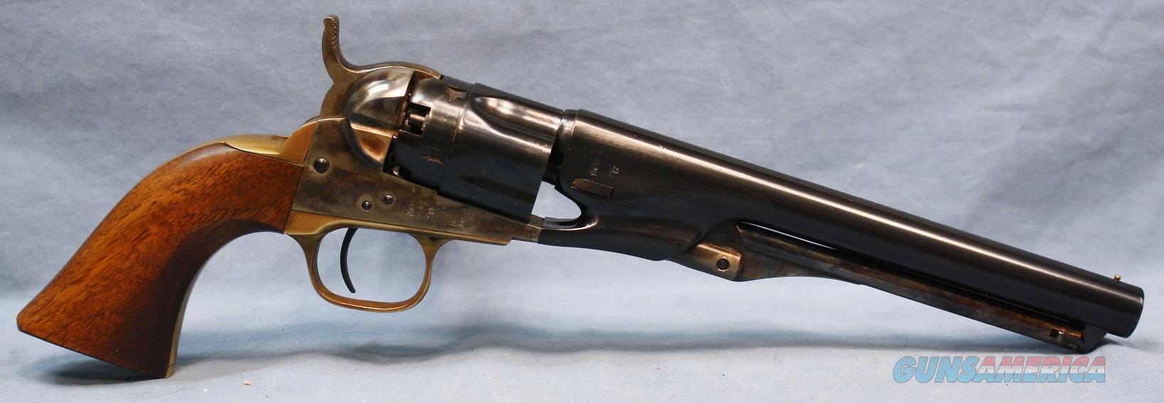 Uberti Model 1862 Pocket Police Single Action Blackpowder Percussion Revolver, .36 Caliber   Guns > Pistols > Uberti Pistols > Percussion