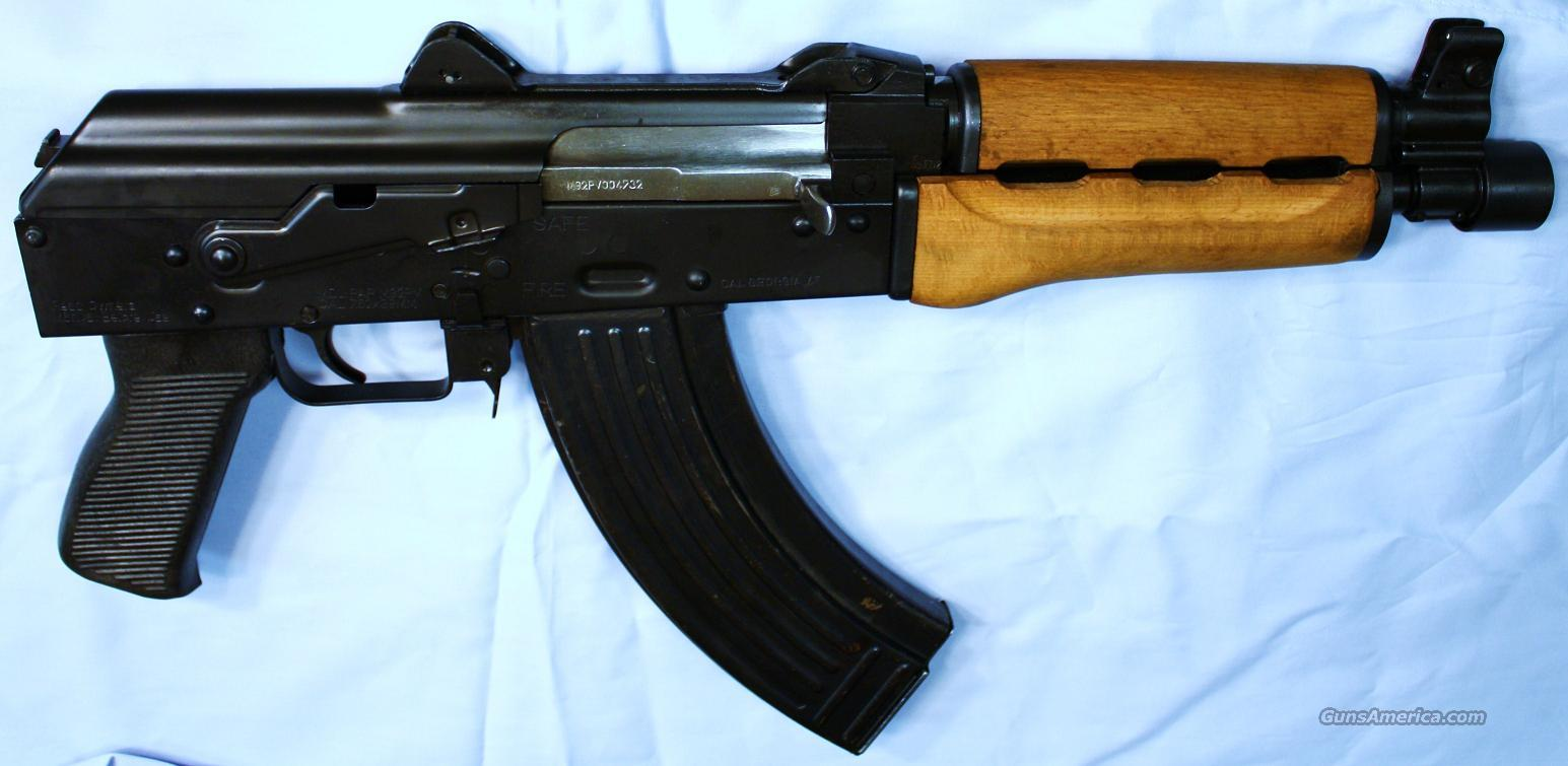 Century Arms Zastava PAP Pistol