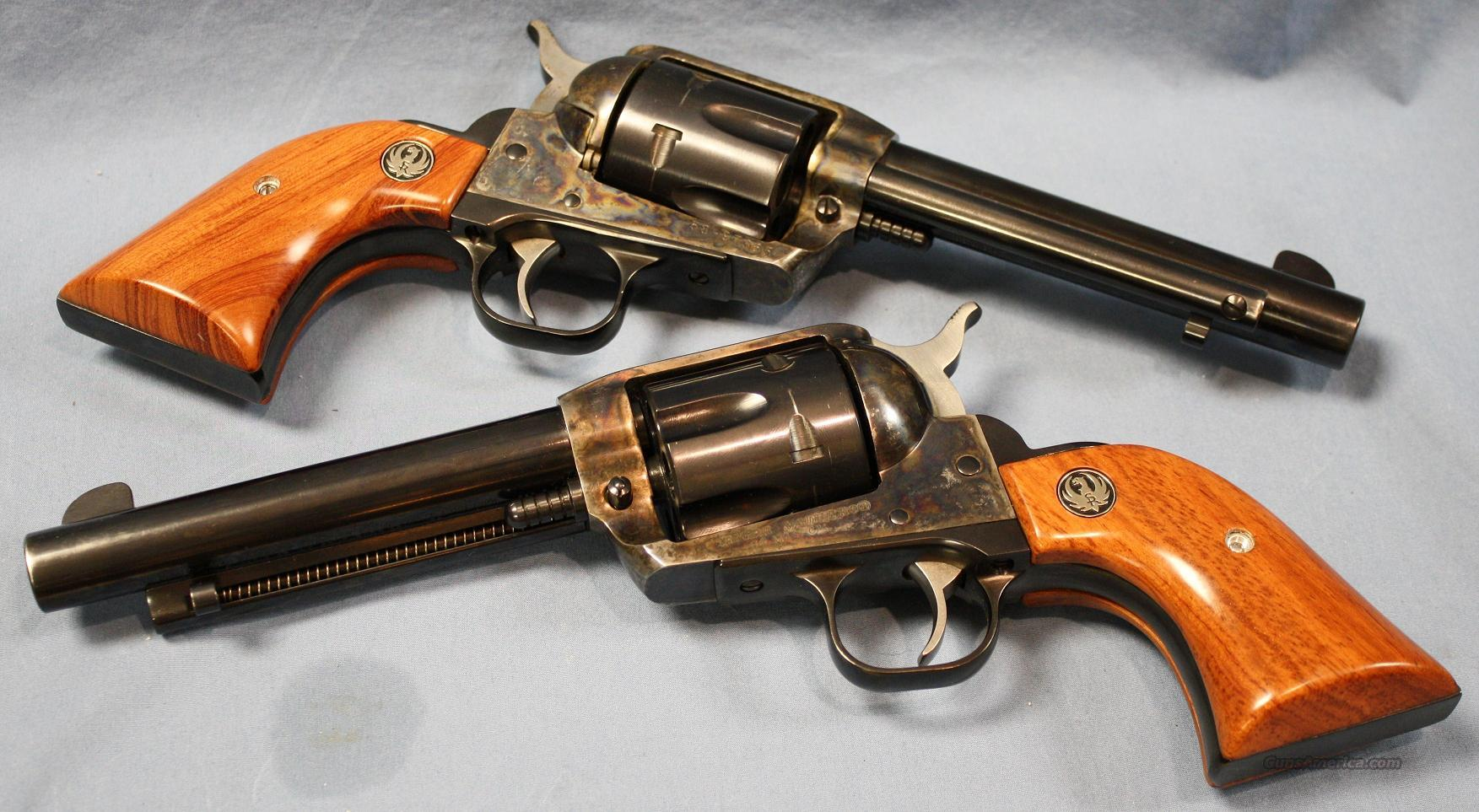 Ruger Vaquero Old Model Single Action Revolver 44 Magnum  Guns > Pistols > Ruger Single Action Revolvers > Cowboy Action