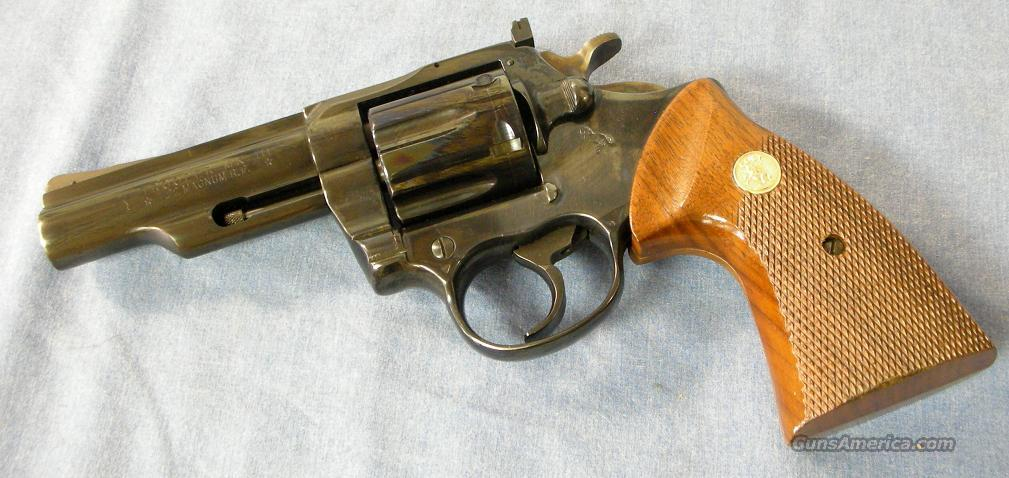Colt Trooper MK III .22 Magnum Double Action Revolver  Guns > Pistols > Colt Double Action Revolvers- Modern