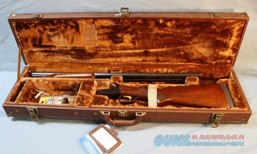 Stoeger Uplander Supreme Double Barrel Shotgun Case Set, 12 Gauge  Free Shipping!  Guns > Shotguns > Stoeger Shotguns