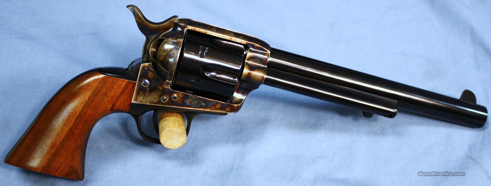 Cimarron U.S. Cavalry Model P Single Action Revolver .45 Colt  Guns > Pistols > Cimmaron Pistols