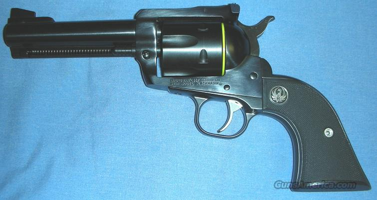 Ruger Blackhawk .357 Magnum Single Action Revolver  Guns > Pistols > Ruger Single Action Revolvers > Blackhawk Type