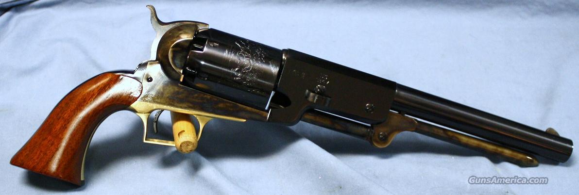 Uberti 1847 Walker Single Action Blackpowder Percussion Revolver .44 Caliber  Guns > Pistols > Uberti Pistols > Percussion