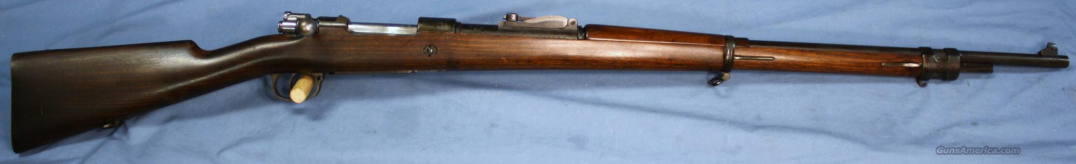 Mauser GEW 98 Spanish Rebuild Bolt Action Rifle 7x57mm Mauser  Guns > Rifles > Mauser Rifles > Spanish