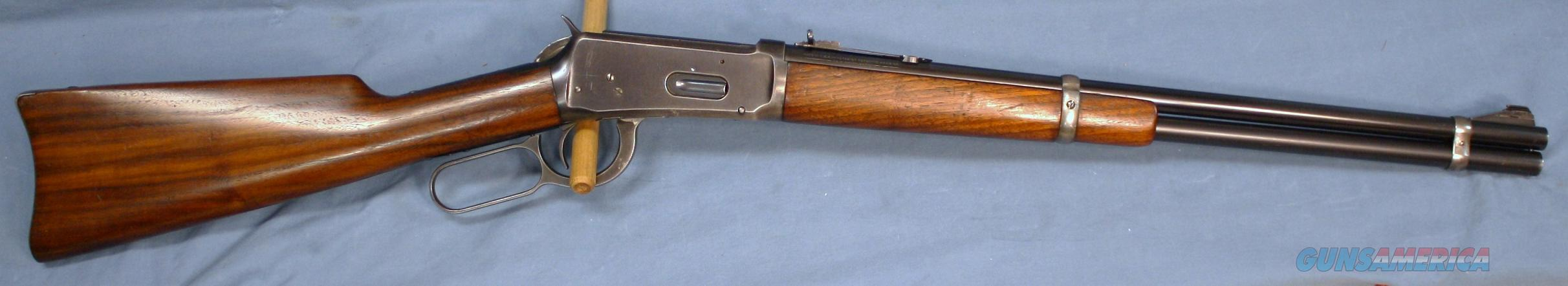 Winchester Model 94 Top-Eject Lever Action Carbine .32 Win Special Made in 1936  Guns > Rifles > Winchester Rifles - Modern Lever > Model 94 > Pre-64