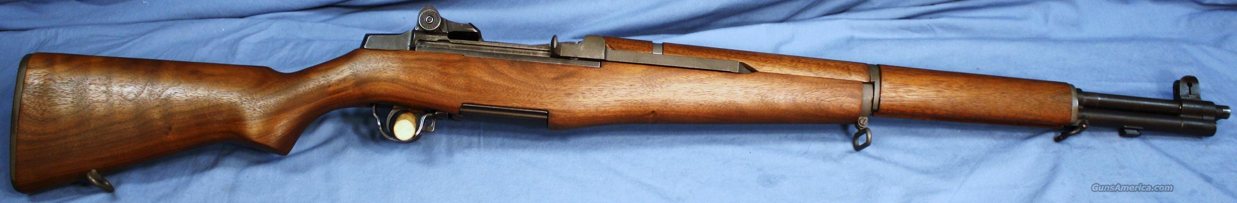 U.S. Army M1 Garand Semi-Automatic Rifle .30-06 by H&R 1955  Guns > Rifles > Military Misc. Rifles US > M1 Garand