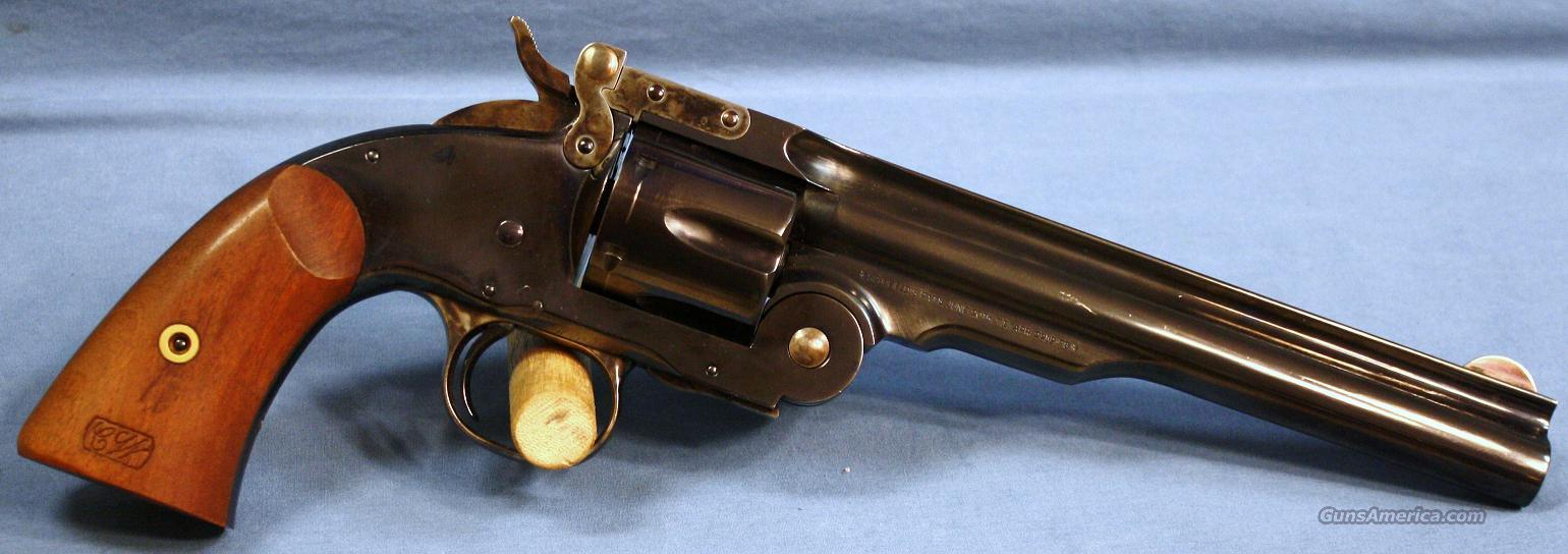 Navy Arms Uberti 1875 Schofield Break-Top Single Action Revolver 45 Colt  Guns > Pistols > Navy Arms Pistols