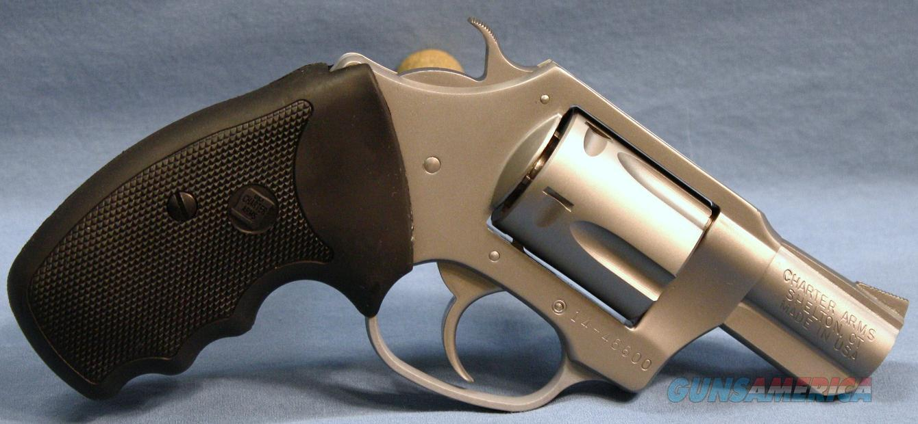 Charter Arms Undercover Double Action Revolver 38 Special +P  Guns > Pistols > Charter Arms Revolvers