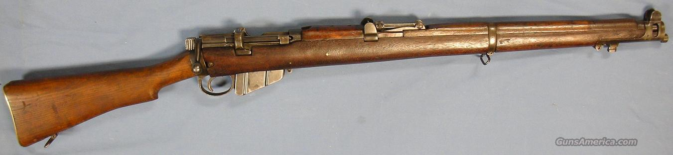Enfield No.1 MKIII British Army WWI Bolt Action Rifle Made in 1918 .303 British  Guns > Rifles > Enfield Rifle