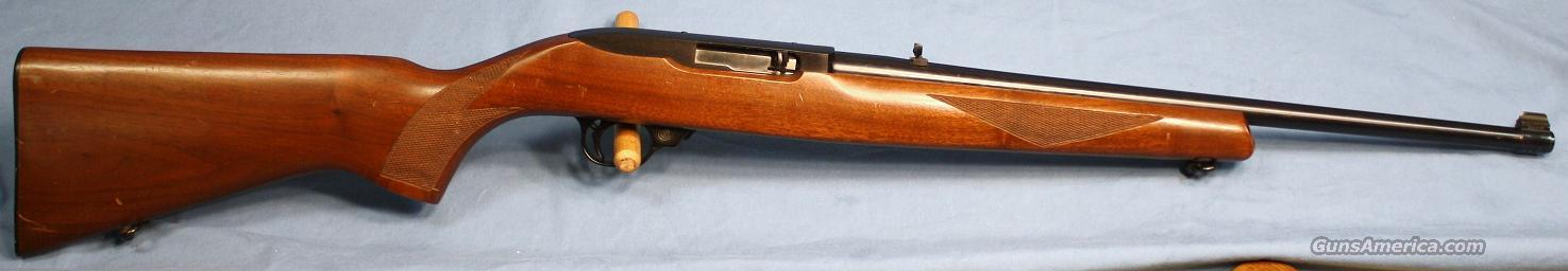Ruger 10-22 Sporter Semi-Automatic Rifle, made in 1983, .22 Long Rifle   Guns > Rifles > Ruger Rifles > 10-22