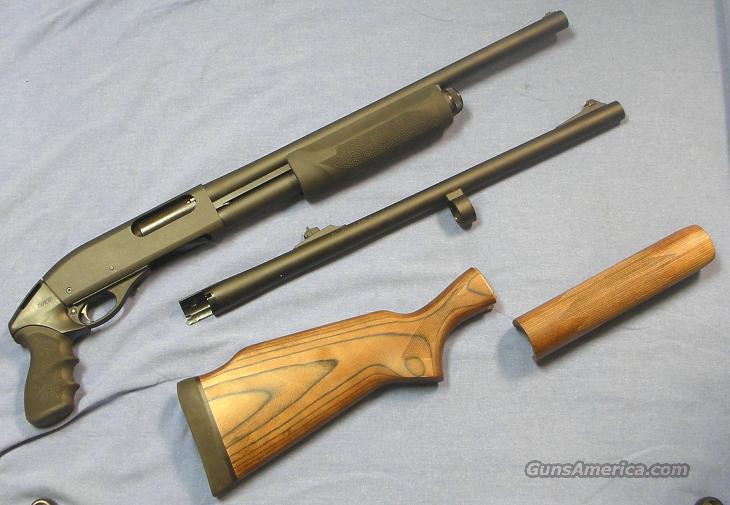 Remington 870 Express Combo Pump Shotgun 12 Gauge  Guns > Shotguns > Remington Shotguns  > Pump > Tactical
