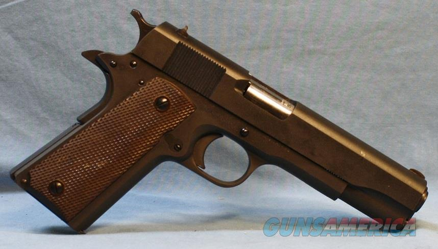 Armscor Rock Island Model 1911A1 Semi-Automatic Pistol, WWII style .45 ACP   Guns > Pistols > Armscor Pistols > Rock Island
