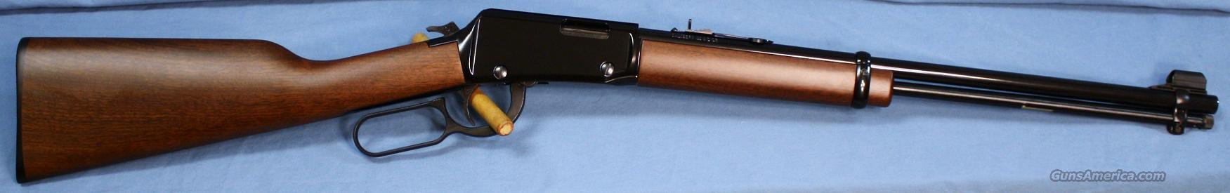 Henry Rifle Co. Lever Action Carbine .22 S,L,LR  Guns > Rifles > Henry Rifle Company