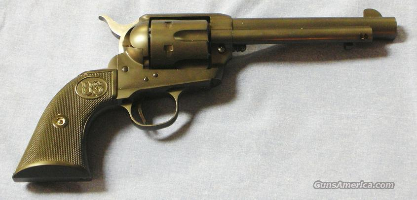 U.S. Firearms Rodeo Single Action Revolver .38 Special  Guns > Pistols > United States Patent Firearms Revolvers/Pistols