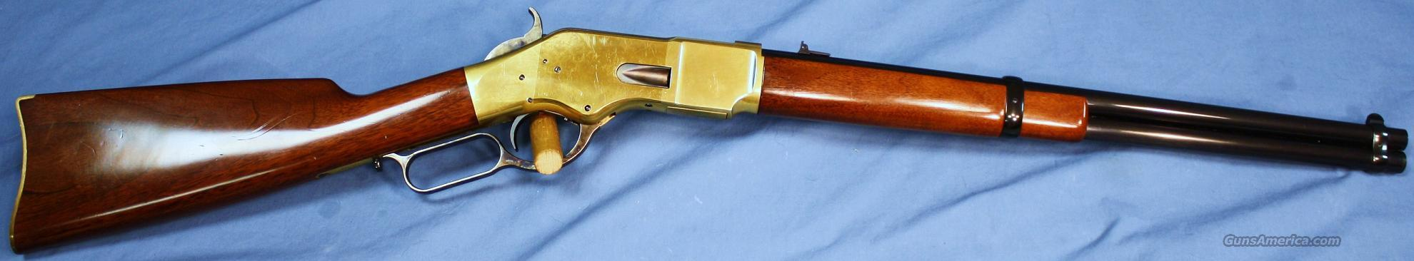 Uberti Model 1866 Yellowboy Lever Action Carbine .44-40  Guns > Rifles > Uberti Rifles > Lever Action