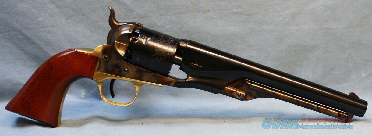Uberti Model 1861 Civilian Navy Single Action Percussion Revolver, .36 caliber Free Shipping!  Guns > Pistols > Uberti Pistols > Percussion