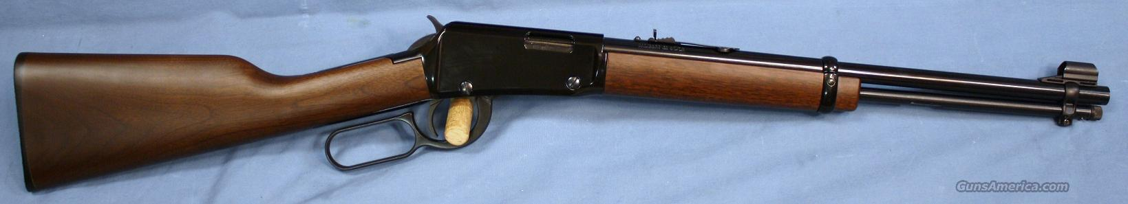 Henry Rifle Co. Model H001Y Lever Action Youth Rifle .22 LR  Guns > Rifles > Henry Rifle Company