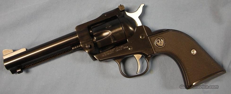 Ruger Single-Six 22 Combo Single Action Revolver  Guns > Pistols > Ruger Single Action Revolvers > Single Six Type